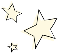 Illustration of stars