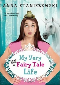 My Very UNFairy Tale Lice book cover