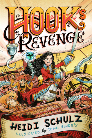 Hook's Revenge book cover