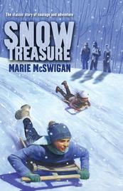 Snow Treasure book club