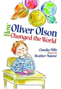 How Oliver Olson Changed the World book cover