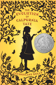 The Evolution of Capurnia Tate book cover