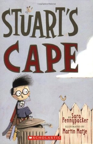 Stuart's Cape Book Cover