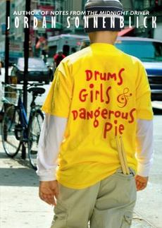 Drums, girls and dangerous pie book cover
