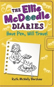 THe Ellie Mcdoodle Diaries Book Cover