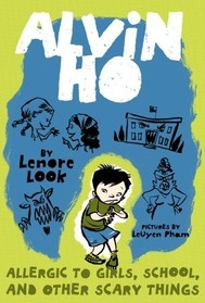 Alvin Ho book cover
