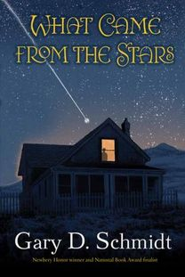 What came from the stars book cover