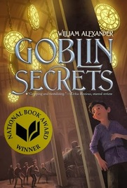 Goblin Secrets book cover